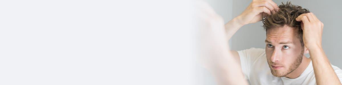 AGA (男性型脱毛症) の施術の施術について